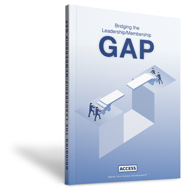 Bridging the Leadership/Membership Gap